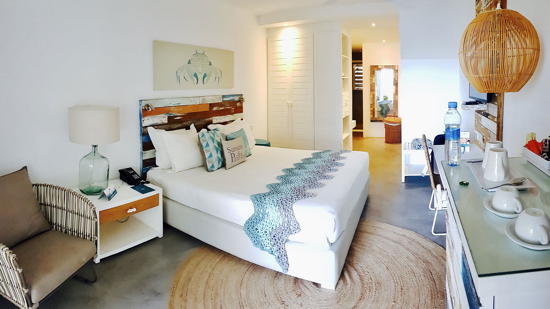 chambre deluxe seapoint boutique hotel