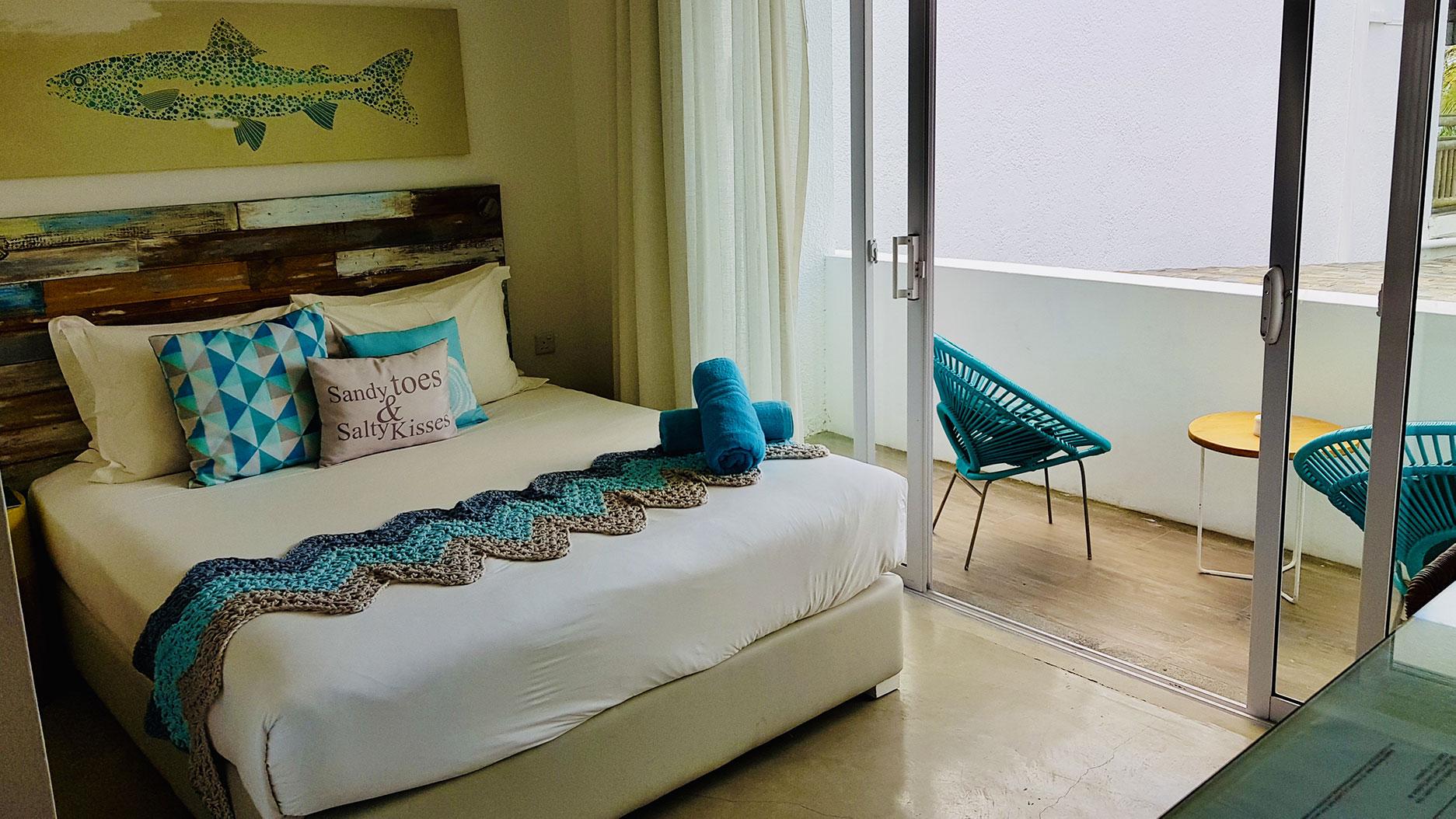 chambre standard seapoint boutique hotel