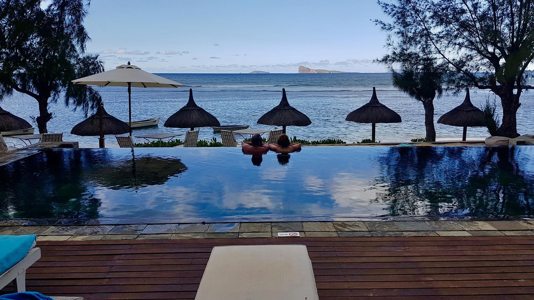 piscine au seapoint boutique hotel