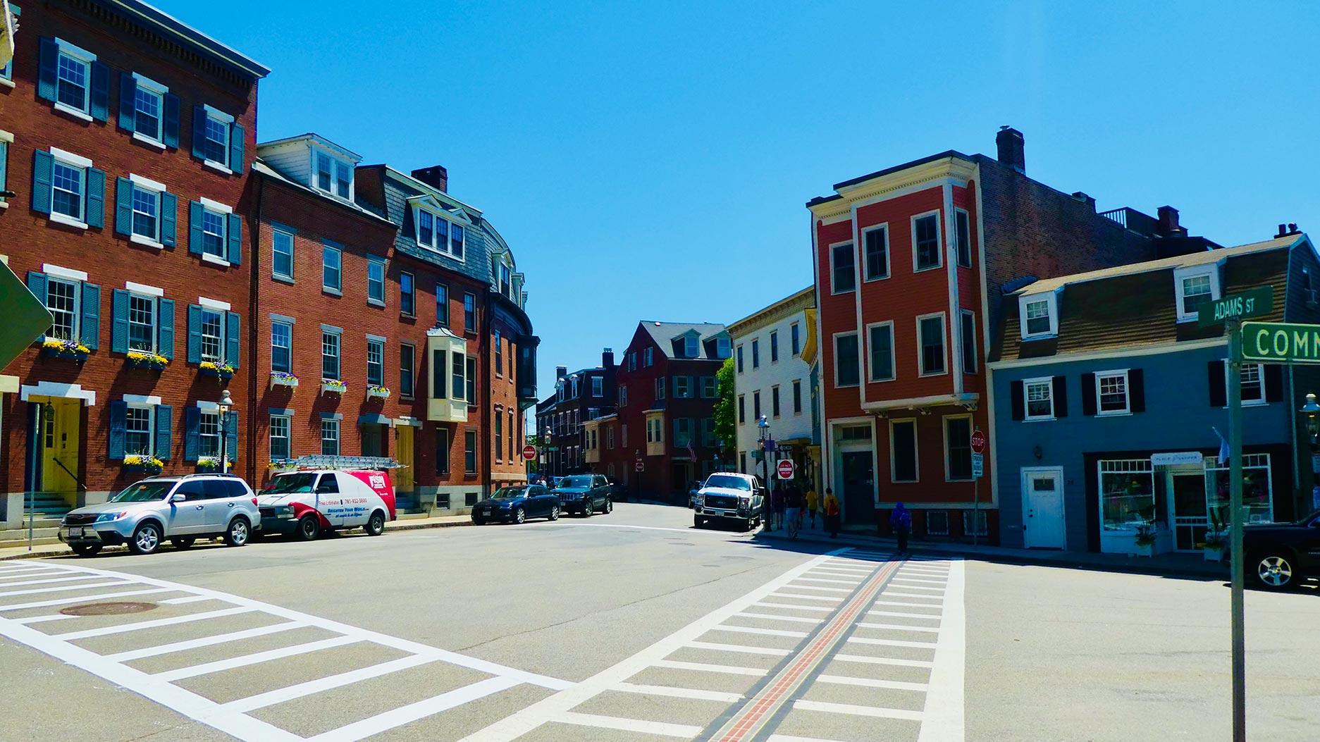 faire le freedom trail à boston